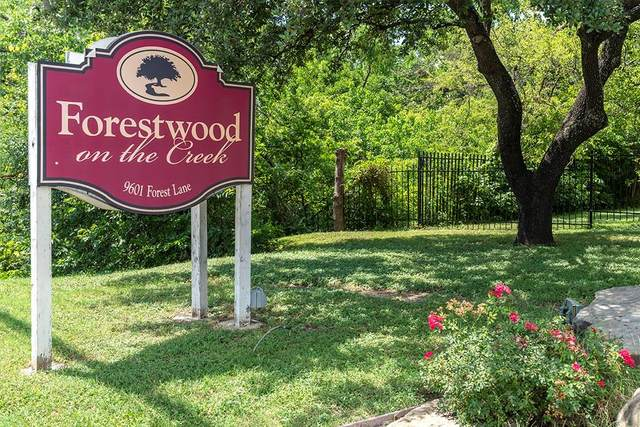 9601 Forest Lane #1225, Dallas, TX 75243 (MLS #14615620) :: Robbins Real Estate Group