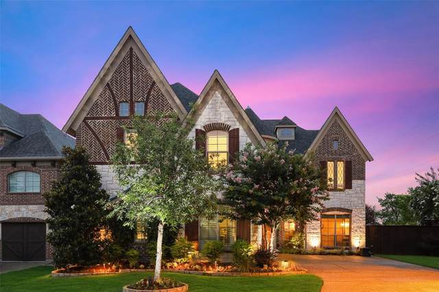 1500 Hennessey Drive, Allen, TX 75013 (MLS #14615660) :: The Chad Smith Team