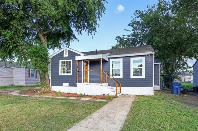1716 Overhill Lane, Dallas, TX 75216 (MLS #14615668) :: Real Estate By Design