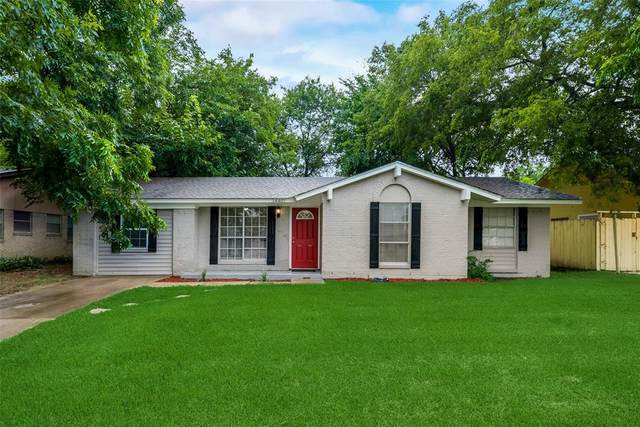 14407 Briarcrest Drive, Balch Springs, TX 75180 (MLS #14615678) :: Real Estate By Design