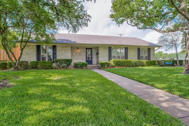 1129 Pueblo Drive, Richardson, TX 75080 (MLS #14615758) :: Rafter H Realty