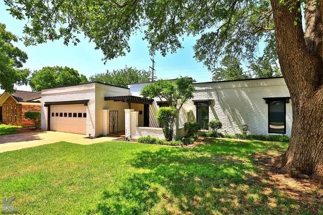4050 Ligustrum Drive, Abilene, TX 79605 (MLS #14615782) :: Real Estate By Design