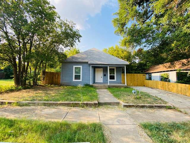 1309 E Pulaski Street, Fort Worth, TX 76104 (MLS #14615798) :: Real Estate By Design