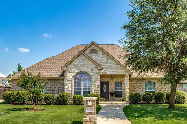 1106 Sparrow Drive, Decatur, TX 76234 (MLS #14615808) :: Real Estate By Design