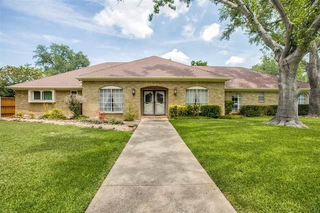 6827 Quarterway Drive, Dallas, TX 75248 (MLS #14615864) :: Real Estate By Design