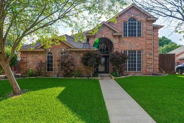 7325 Cottonwood Court, North Richland Hills, TX 76182 (MLS #14615891) :: Real Estate By Design