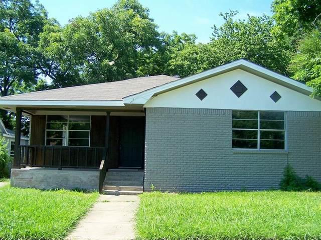 924 W Gandy Street, Denison, TX 75020 (MLS #14616002) :: Real Estate By Design