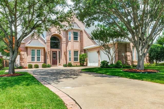 267 Queen Victoria Court, Richardson, TX 75081 (MLS #14616075) :: Real Estate By Design