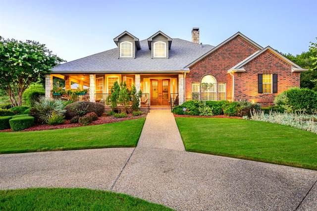 2235 Mountain Lakes Drive, Cedar Hill, TX 75104 (MLS #14616085) :: Real Estate By Design