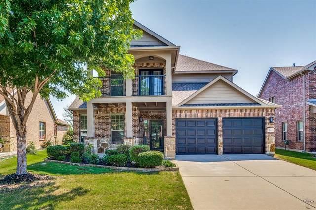 841 Golden Bear Lane, Mckinney, TX 75072 (MLS #14616117) :: Rafter H Realty