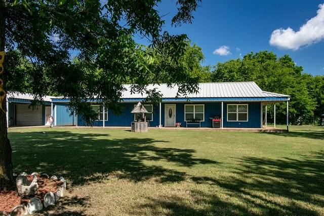 8160 Smithe Street, Scurry, TX 75158 (MLS #14616146) :: The Chad Smith Team
