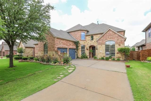 9713 Birdville Way, Fort Worth, TX 76244 (MLS #14616189) :: Maegan Brest   Keller Williams Realty