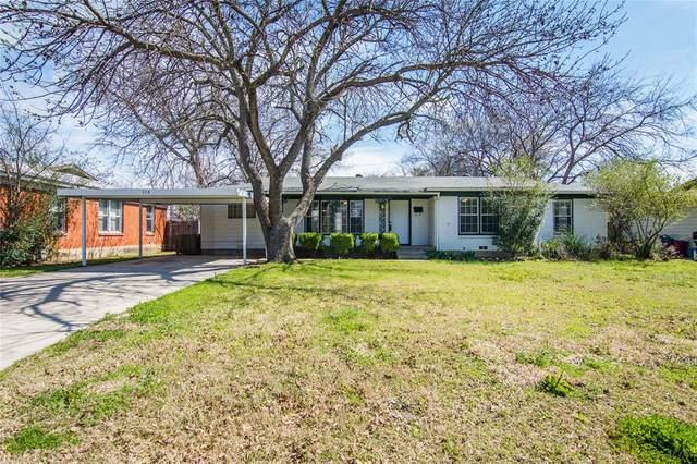928 Dora Street, Bedford, TX 76022 (MLS #14616209) :: Real Estate By Design