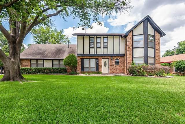 1009 Leslie Court, Arlington, TX 76012 (MLS #14616225) :: Real Estate By Design