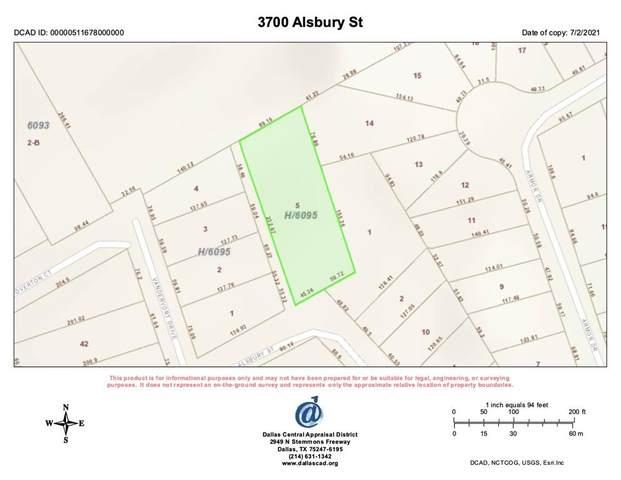3700 Alsbury Street, Dallas, TX 75216 (MLS #14616226) :: Real Estate By Design