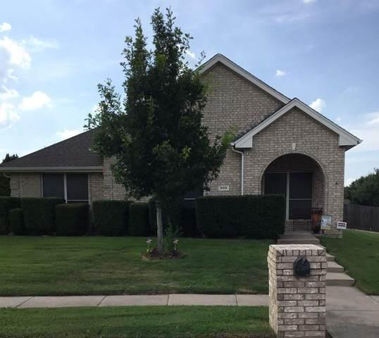 908 Saybrook Court, Saginaw, TX 76131 (MLS #14616262) :: Rafter H Realty