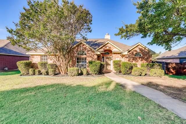 7417 David Drive, Frisco, TX 75034 (MLS #14616266) :: Real Estate By Design