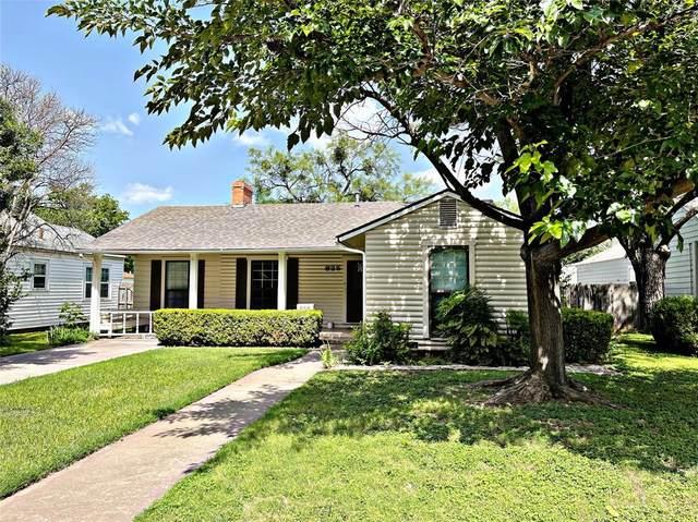 925 Albany Street, Abilene, TX 79605 (MLS #14616293) :: Wood Real Estate Group