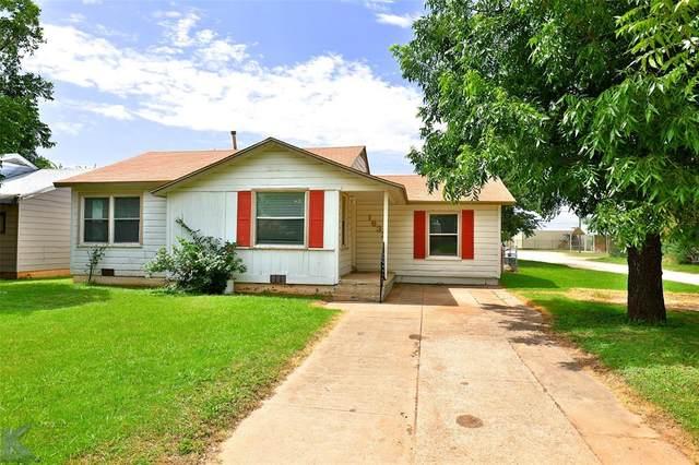 1633 S 23rd Street, Abilene, TX 79602 (MLS #14616306) :: The Property Guys
