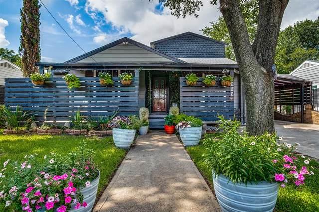 1626 Engle Avenue, Dallas, TX 75224 (MLS #14616347) :: The Kimberly Davis Group