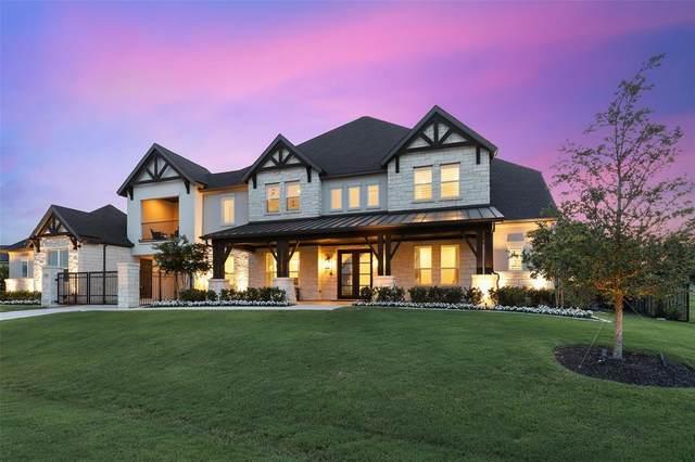 3801 Melville Circle, Flower Mound, TX 75022 (MLS #14616404) :: Wood Real Estate Group