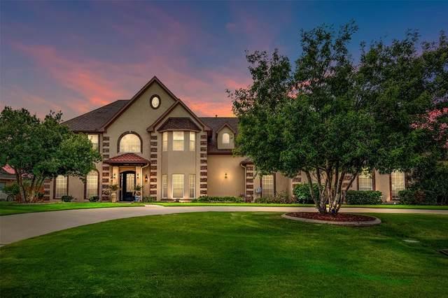 1201 Saddle Lakes Drive, Abilene, TX 79602 (MLS #14616445) :: The Mauelshagen Group