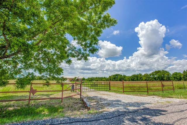 10565 County Road 579, Anna, TX 75409 (MLS #14616467) :: Real Estate By Design