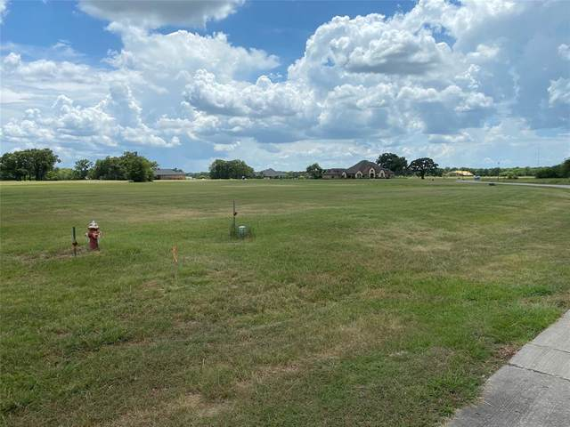 1511 Canyon Lake Road, Wills Point, TX 75169 (MLS #14616482) :: Real Estate By Design