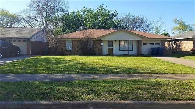 821 Quinette Drive, Seagoville, TX 75159 (MLS #14616495) :: The Hornburg Real Estate Group