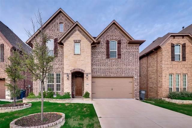 2992 Overlook Drive, Little Elm, TX 75068 (MLS #14616526) :: The Mauelshagen Group