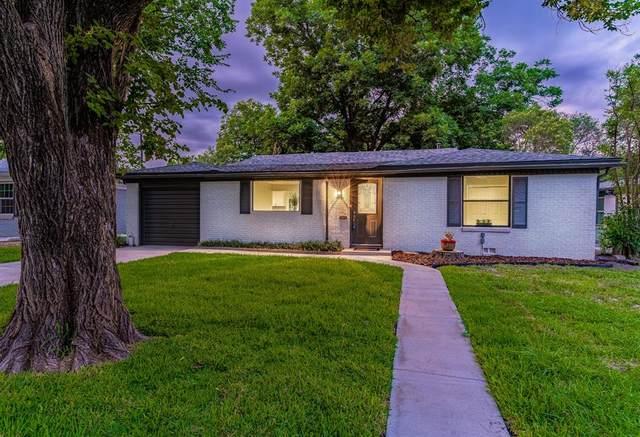 5524 Durham Avenue, Fort Worth, TX 76114 (MLS #14616552) :: Real Estate By Design