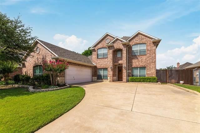 4812 Coventry Lane, Arlington, TX 76017 (MLS #14616581) :: Real Estate By Design