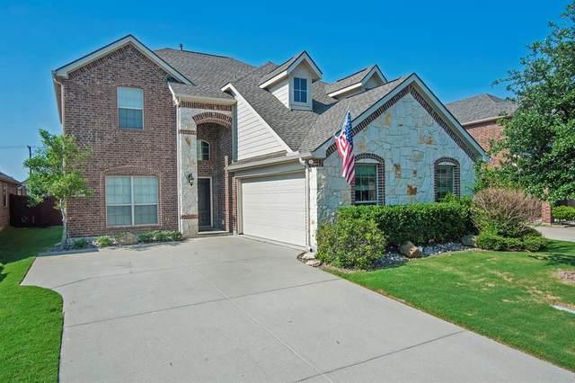 10517 Cedar Breaks, Mckinney, TX 75072 (MLS #14616673) :: The Daniel Team