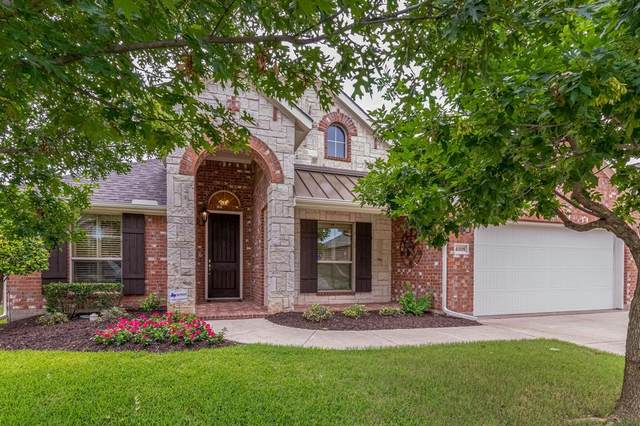 4108 Drexmore Road, Fort Worth, TX 76244 (MLS #14616705) :: Real Estate By Design