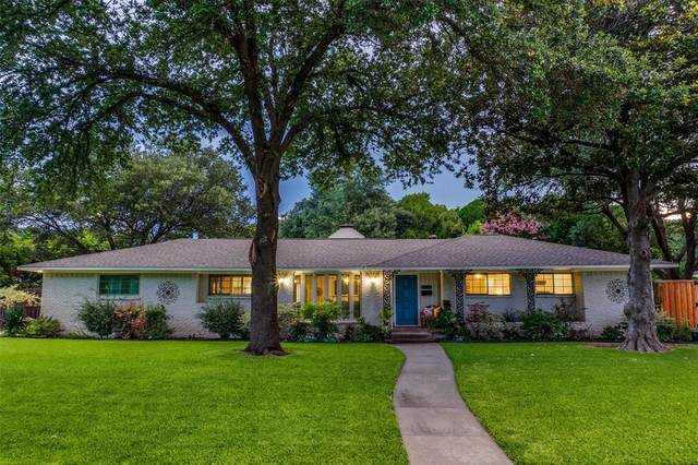 705 W Shore Drive, Richardson, TX 75080 (MLS #14616709) :: Rafter H Realty