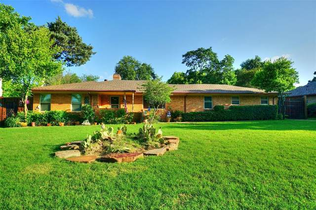 2720 Whitewood Drive, Dallas, TX 75233 (MLS #14616715) :: Frankie Arthur Real Estate