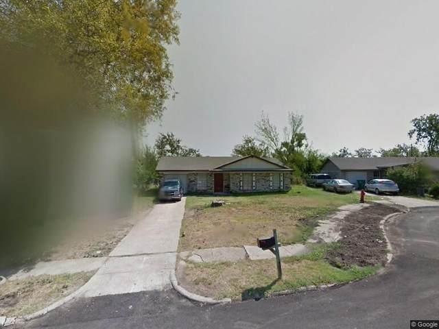 308 Redbud Lane, Wilmer, TX 75172 (MLS #14616755) :: Maegan Brest | Keller Williams Realty