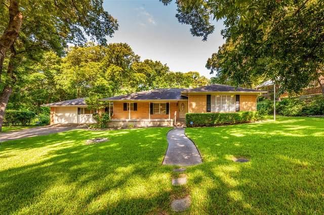 819 Jungle Drive, Duncanville, TX 75116 (MLS #14616782) :: Real Estate By Design
