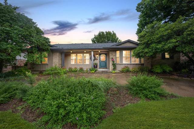 9445 Dartridge Drive, Dallas, TX 75238 (MLS #14616805) :: Wood Real Estate Group