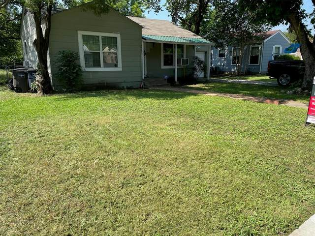 7325 Willis Avenue, Fort Worth, TX 76116 (MLS #14616837) :: Real Estate By Design