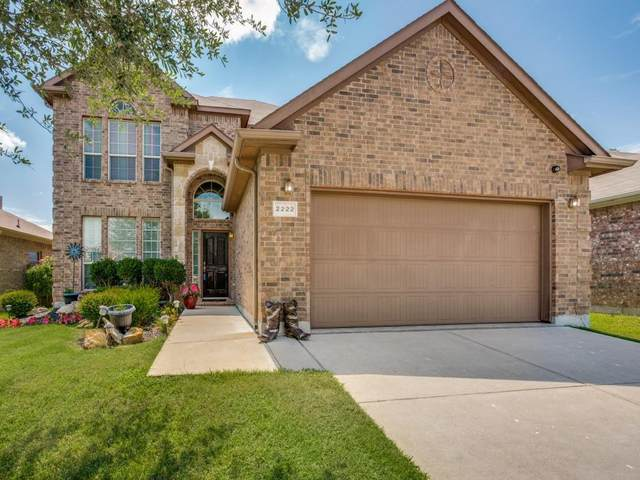 2222 Whitney Drive, Weatherford, TX 76087 (MLS #14617007) :: The Mitchell Group