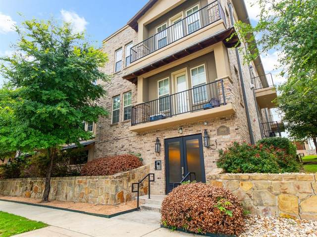 2800 Sandage Avenue #207, Fort Worth, TX 76109 (#14617016) :: Homes By Lainie Real Estate Group