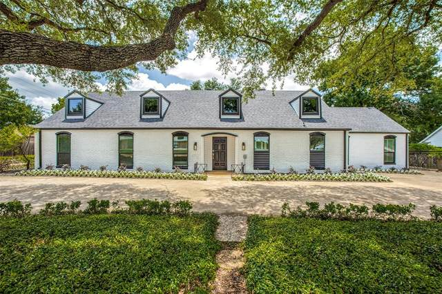 3950 Northaven Road, Dallas, TX 75229 (MLS #14617022) :: Wood Real Estate Group