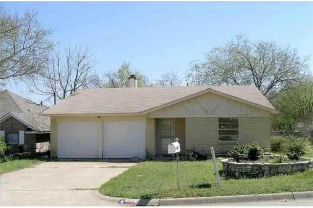 827 Lake View Ridge, White Settlement, TX 76108 (MLS #14617060) :: The Mitchell Group