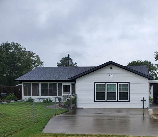 401 Hickorywood Street, Azle, TX 76020 (MLS #14617066) :: Real Estate By Design