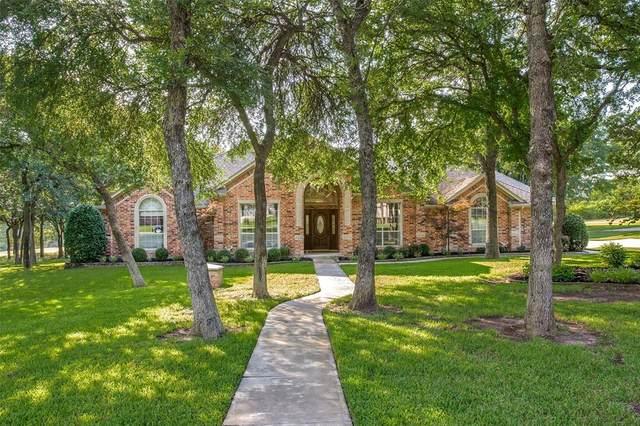 212 Lakeside Oaks Circle, Lakeside, TX 76135 (MLS #14617095) :: The Daniel Team