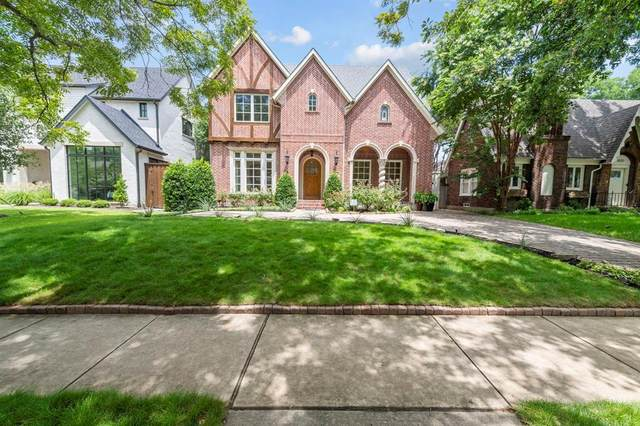 3824 Amherst Avenue, University Park, TX 75225 (MLS #14617108) :: The Mitchell Group