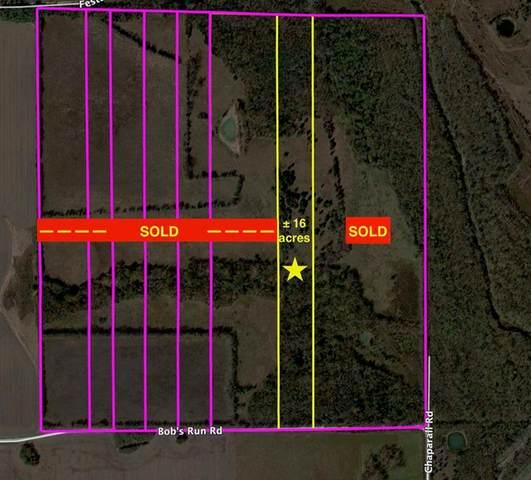 16 acre Bobs Run Road, Ferris, TX 75125 (MLS #14617117) :: The Chad Smith Team