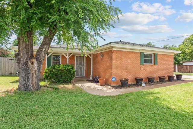 2713 Elm Park, Richland Hills, TX 76118 (MLS #14617164) :: The Hornburg Real Estate Group