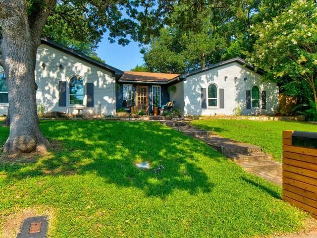 505 Holder Drive, Hurst, TX 76053 (MLS #14617183) :: Real Estate By Design